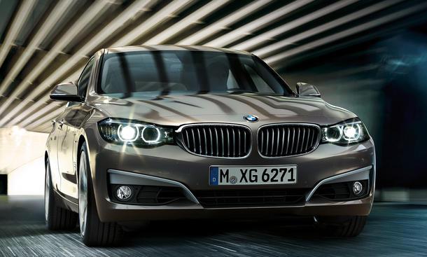 BMW 3er GT Preis Grundpreis Euro 2013 320i 328i 335i 318d 320d xDrive