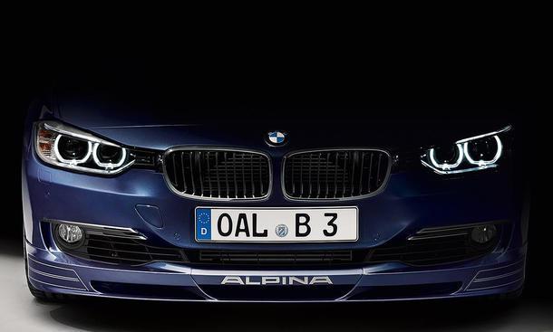 BMW Alpina B3 Biturbo F30 Genfer Autosalon 2013 410 PS