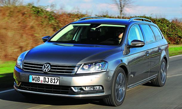 Bilder VW Passat Variant 2.0 TDI BMT 2013 Kombi Vergleich Bestseller