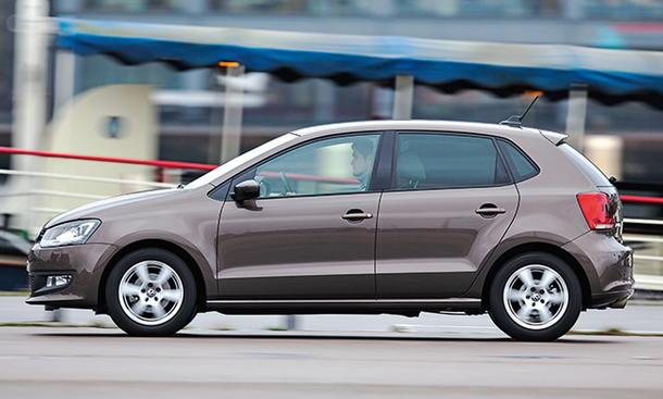 Bilder VW Polo 1.2 TSI 2013 Vergleich