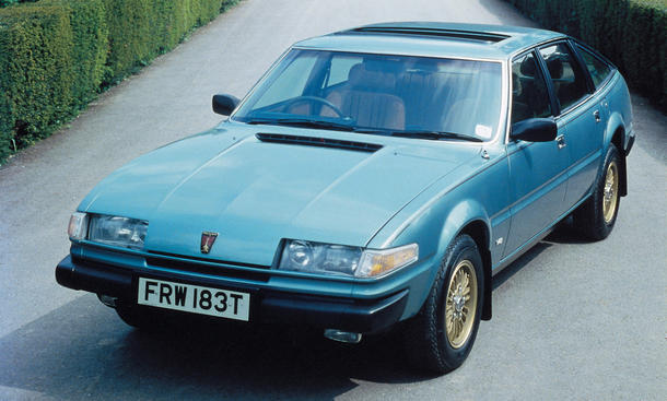 Classic Cars Auto-Geschichte Rover Historie Rückblick