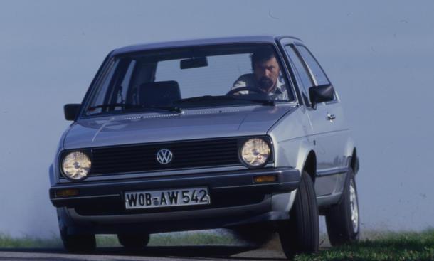 Classic Cars Youngtimer Ratgeber Auto-Jahrgang 1983 H-Kennzeichen VW Golf II