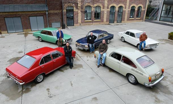 Classic Cars Test Untere Mittelklasse Oldtimer Youngtimer