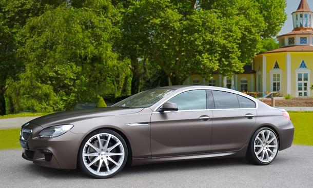 Hartge BMW 6er Gran Coupé Tuning Leistungssteigerung