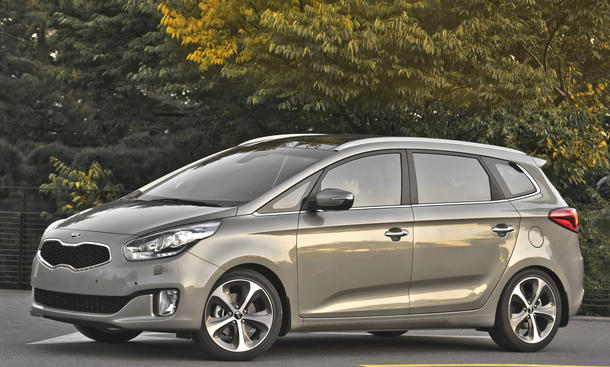 Kia Carens - zweite Generation