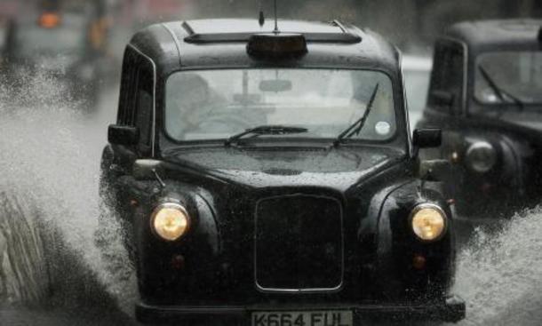 Geely LTI Übernahme Rettung Insolvenz Londoner Taxis Black Cab