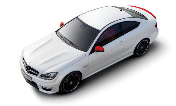 Mercedes C63 AMG Limited Edition Sondermodell Japan 2013