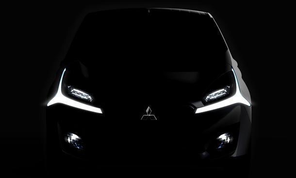Mitsubishi Studien Genfer Autosalon 2013 Concept CA-MiEV