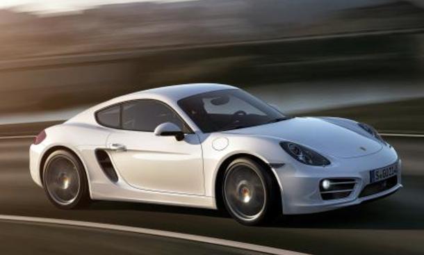 Porsche Cayman 2013 Preis dritte Generation Sportwagen