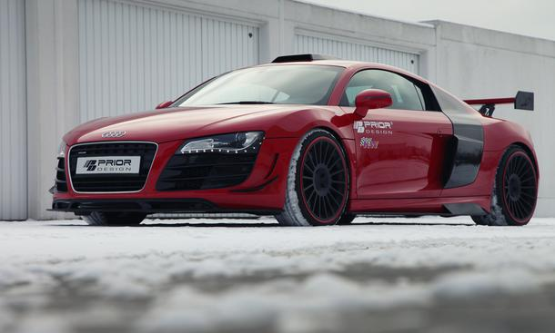 Audi R8 Prior Design PD GT650 Tuning Body-Kit