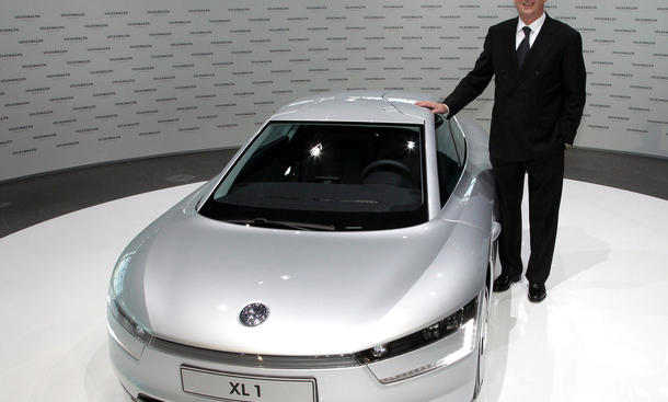 VW CO2 Ziele 2020 EU Emissionen Reduzierung Winterkorn Elektro Hybrid