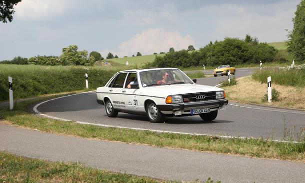4. Youngtimer Classic 2013 Autozeitung Classic Cars Frankfurt Rallye Anmeldung