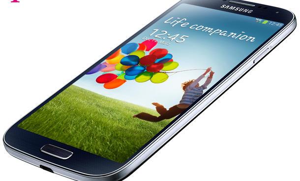 Gewinnspiel Samsung Galaxy S4 von Telekom (ohne Vertrag)