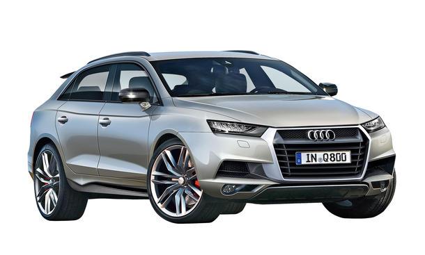 Neuheiten: Audi Q8