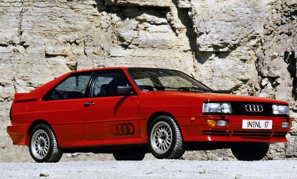 Foto di Audi Coupe - Foto di auto