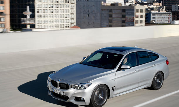 BMW NYAS 2013 New York Auto Show Premieren 328d 3er GT Active Tourer Concept