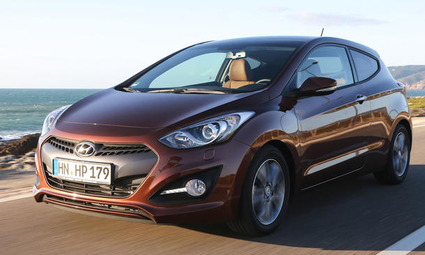 fahrbericht hyundai i30 coupé 2013: bilder und technische daten |