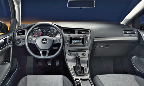 vw golf 7 kaufen preise motoren ausstattung bild 2. Black Bedroom Furniture Sets. Home Design Ideas