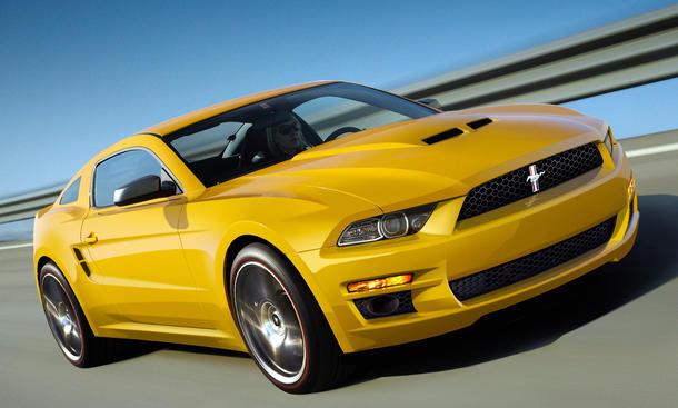Ford Mustang 2015 Antrieb Vierzylinder