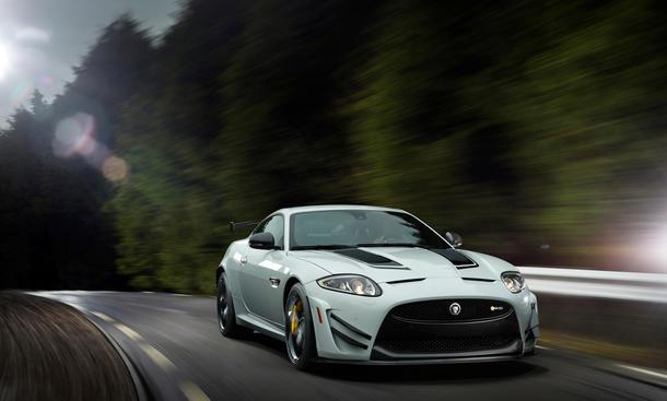 Jaguar XKR-S GT Supersportler New York Auto Show NYIAS 2013 Sonder-Edition