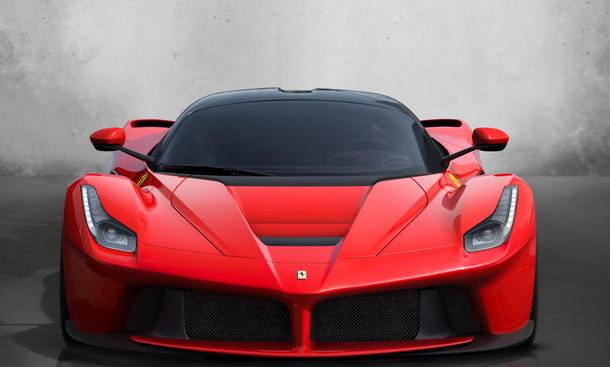 Ferrari LaFerrari F150 2013 Interesse limitierte Auflage Preis