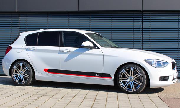 Lumma BMW 1er F20 F21 2012 Felgen Fahrwerk