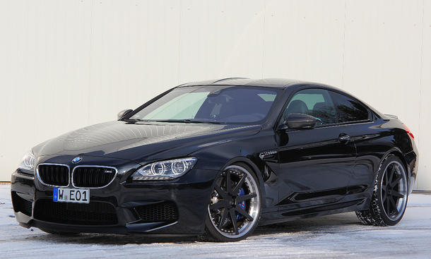Manhart Racing MH6 S Biturbo Tuning BMW M6 Coupe 2013