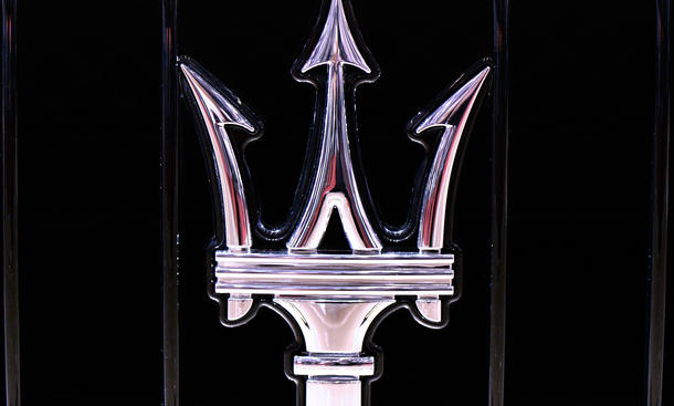 Maserati Logo Supersportler