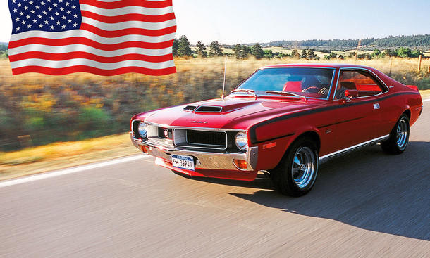 Muscle Cars Top 20 Rangliste