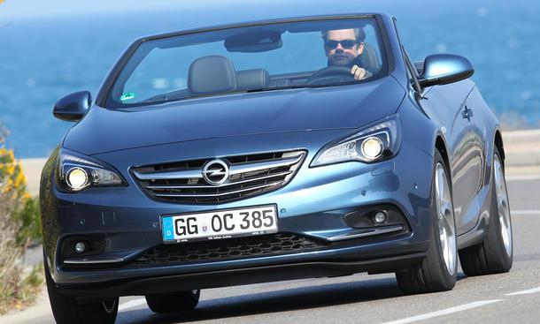 Opel Cascada 2013 Fahrbericht Cabrio Bilder