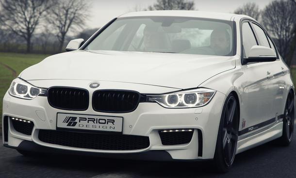 BMW 3er F30 Prior Design Tuning Body-Kit