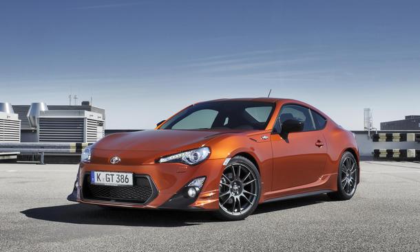 Toyota GT86 TRD Performance Line 2013 Preis