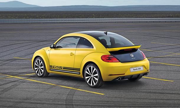 VW Beetle RSR Neuheiten Zukunft Ausblick