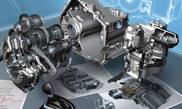 VW Rueckruf 2013 China DSG Getriebe Volkswagen Doppelkupplung