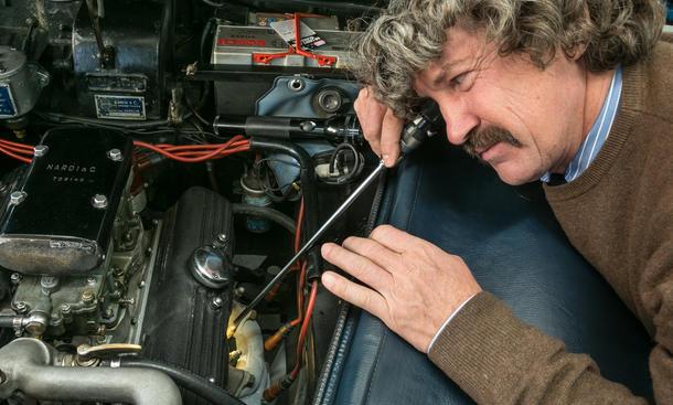 Wertgutachten Oldtimer Ratgeber Auto Classic Cars 2013