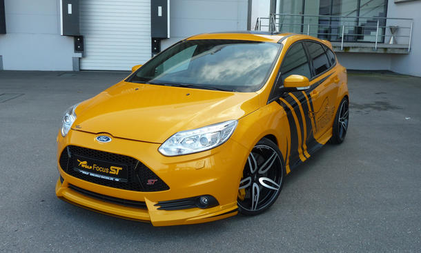 Wolf Racing Ford Focus ST 2013 Tuning