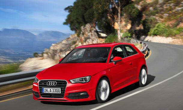 Multimedia Audi A3 2012 Preis Vergleichstest