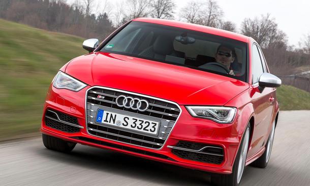 Fahrbericht Audi S3 2013 Bilder und technische Daten Test