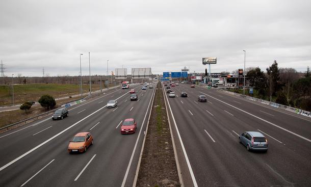 Autobahn-Baustellen Sommer 2016