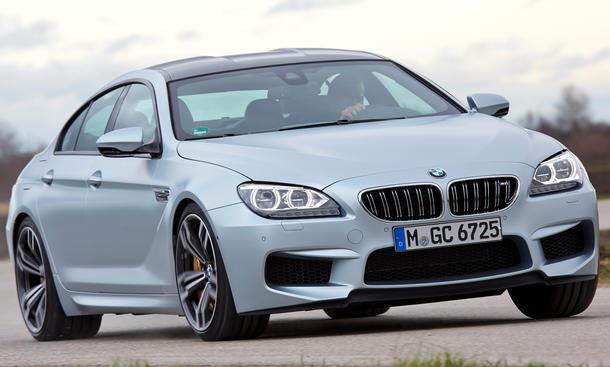 fahrbericht bmw m6 gran coupé 2013: bilder und technische daten |