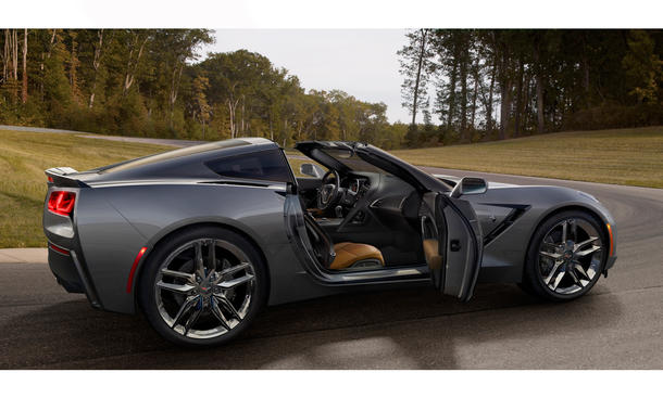chevrolet corvette stingray c7 2014 us preis f r den sportwagen. Black Bedroom Furniture Sets. Home Design Ideas