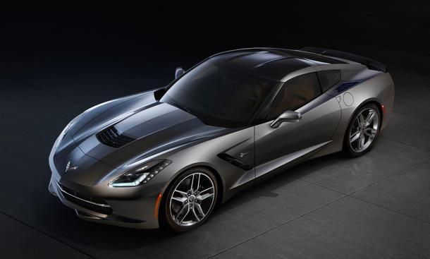 Chevrolet Corvette C7 2014 Preis Sportwagen