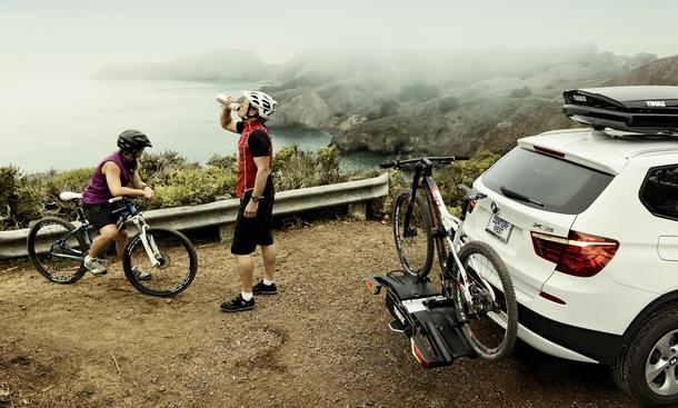 Fahrradtransport Auto TÜV Fahrradträger Anhängerkupplung Empfehlung
