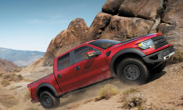 Ford F-150 SVT Raptor 2013: Special Edition