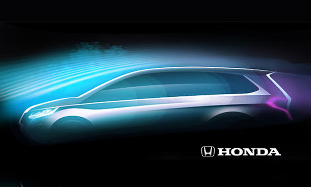 Honda Studie Auto China 2013 Shanghai Concept Car