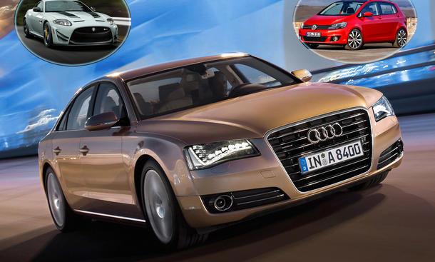 Auto-Neuheiten 2013 Highlights Autojahr Neue Modelle SUV Sportwagen