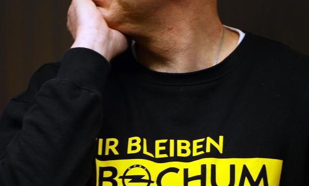 Opel Bochum Werk Abstimmung Belegschaft 2013 Entscheidung