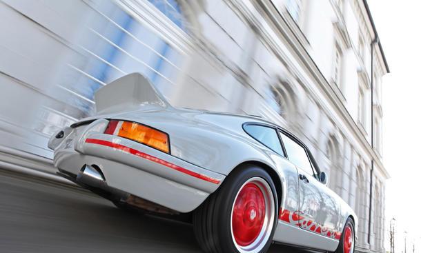 Porsche 964 Umbau DP Motorsport 911 RS 2.7 Tuning Leistungssteigerung