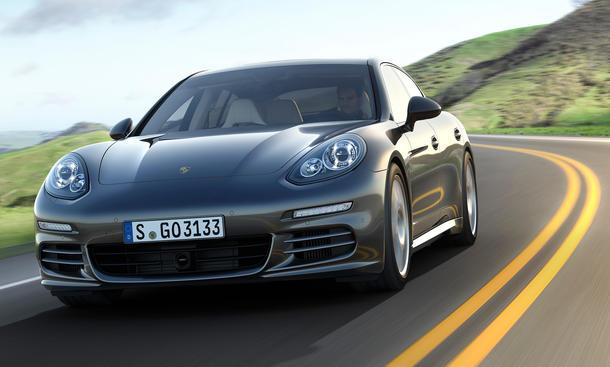 Porsche Panamera 2013 Preis Facelift Executive Langversion E Hybrid