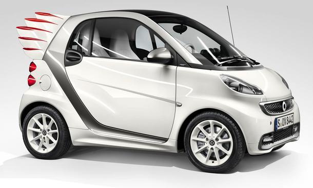 Smart Forjeremy Preis Sondermodell Shanghai Motor Show 2013